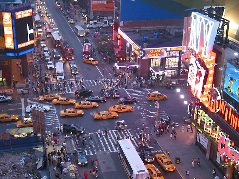 42nd Street | Wired New York