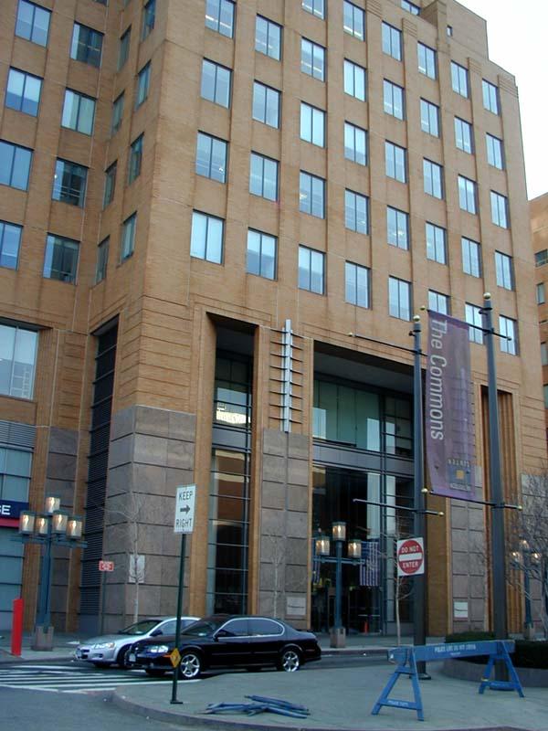 Four metrotech center/chase manhattan bank