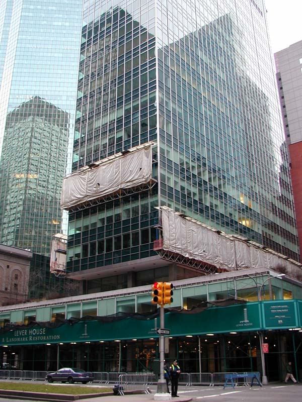Lever House Wired New York