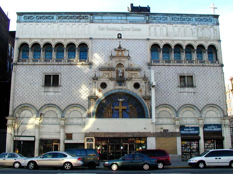 First Corinthian Baptist Church Wired New York