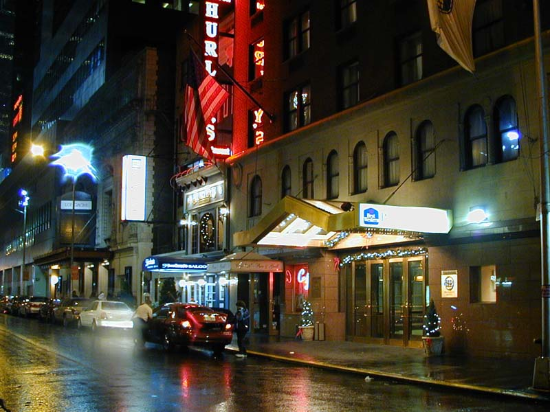 Best Western President Hotel At Times Square Wired New York