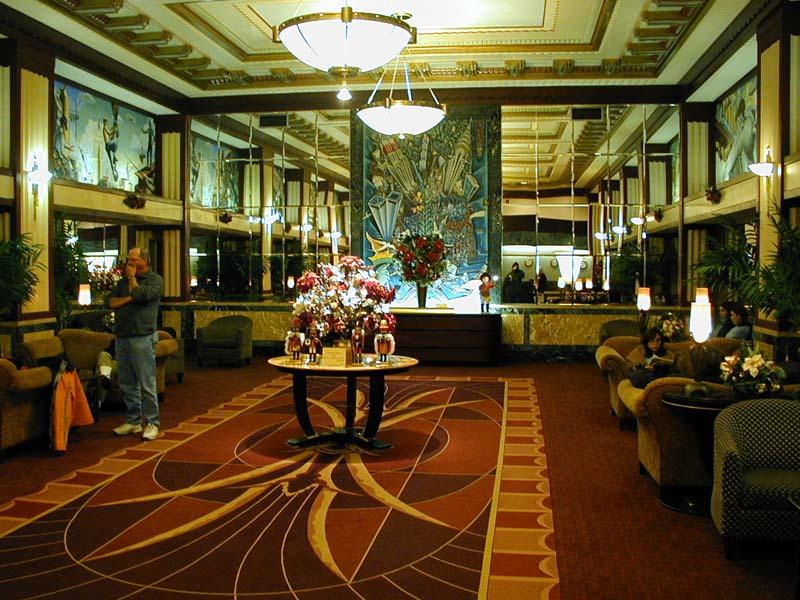 Hotel Edison New York History