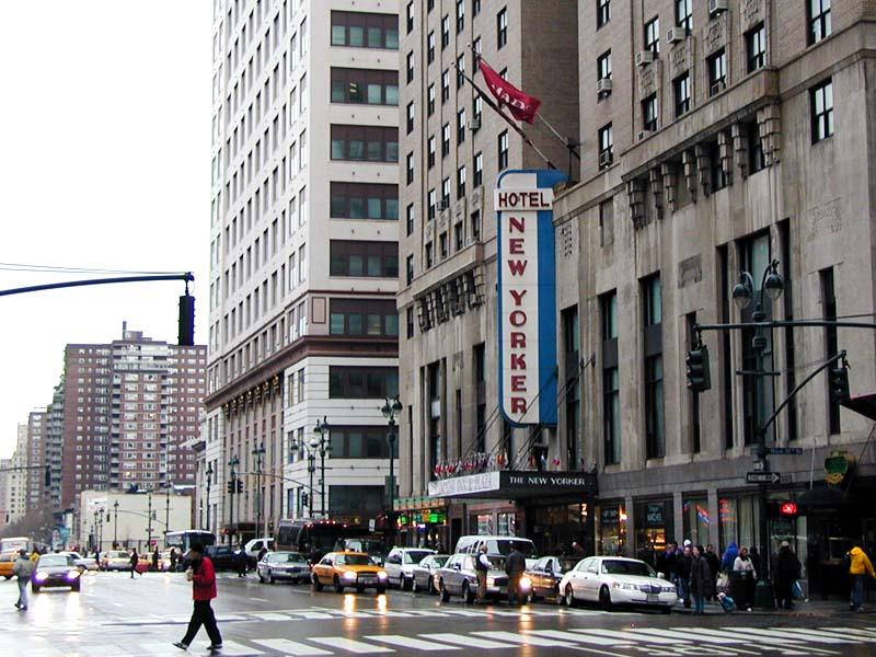Hotels On Th Street New York