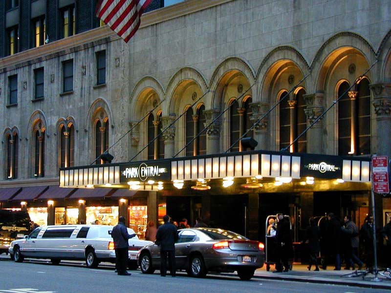Park central new york hotel wired new york for Hotels near central park new york