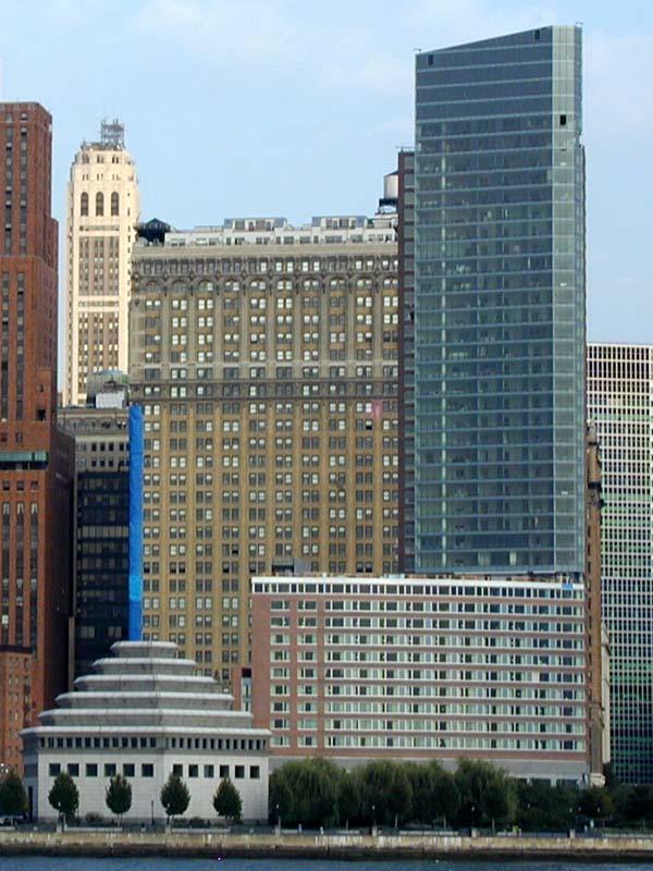 The Ritz Carlton New York Battery Park
