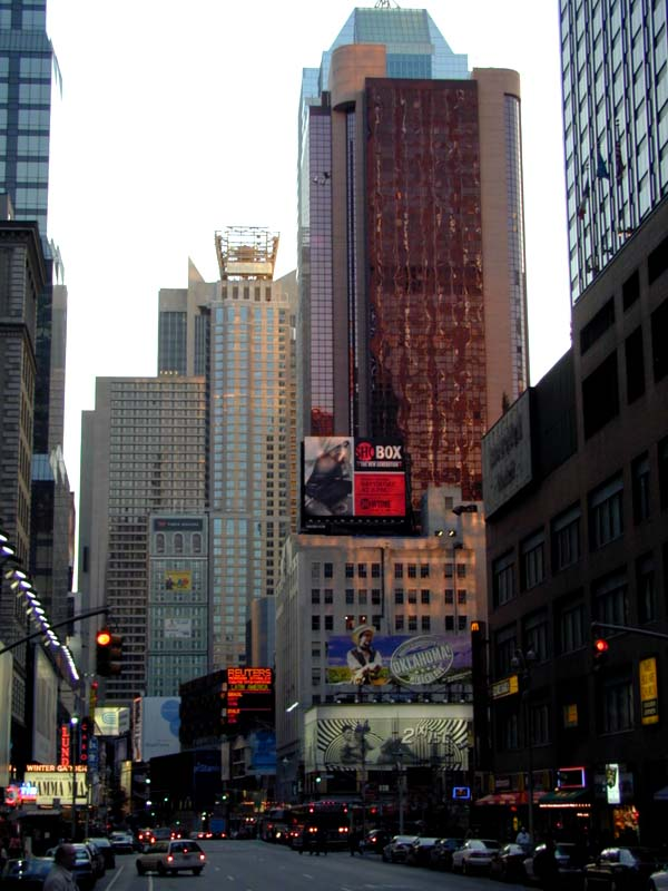Hotels Near New York Times Square