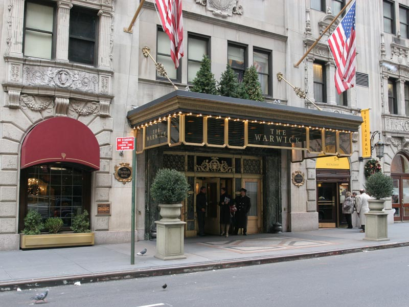 Amsterdam Hotel Manhattan New York