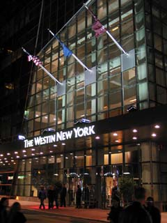 The Westin New York at Times Square Hotel