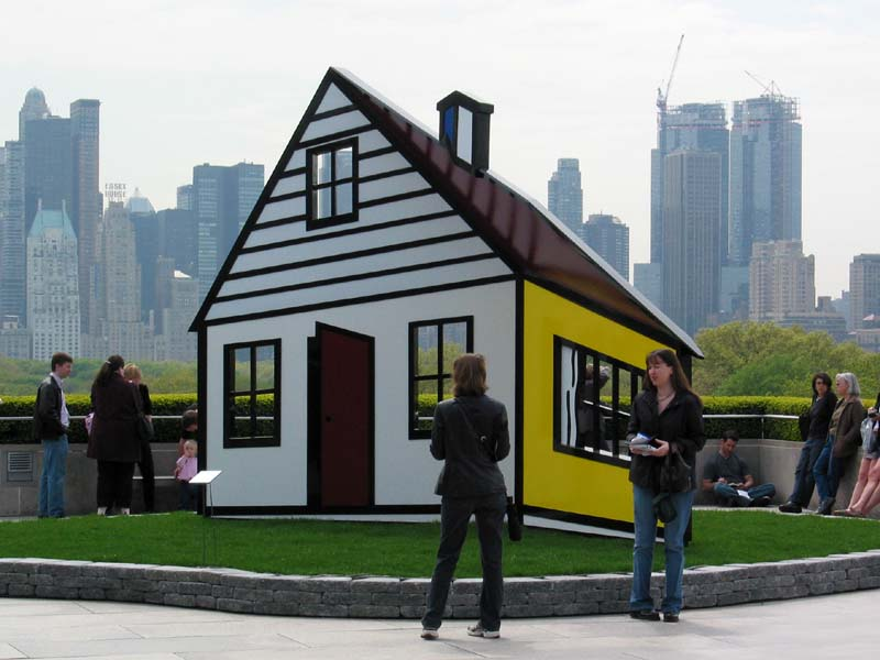 Roof Garden Of The Metropolitan Museum Of Art Wired New York