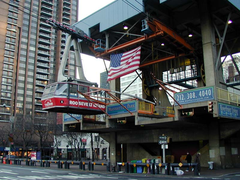 Le Bon plan du Roosevelt Island Tramway a Manhattan
