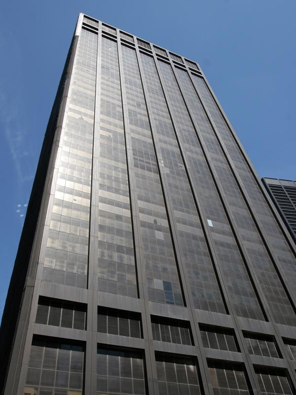 130 Liberty Street Deutsche Bank Building Wired New York