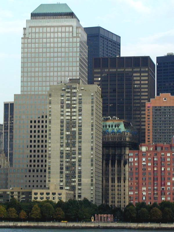 130 Liberty Street Deutsche Bank Building Wired New York