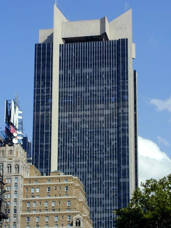1515 broadway the 1 astor plaza wired new york