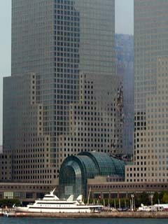 3 World Financial Center. American Express