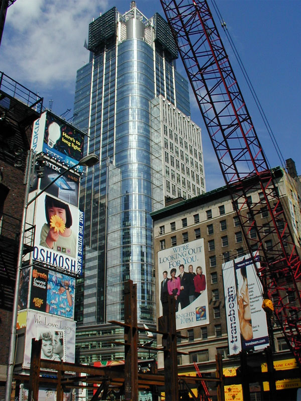 4 Times Square The Conde Nast Building Wired New York