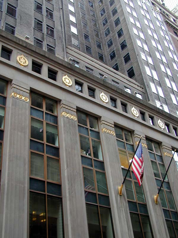 40 wall street � the trump building wired new york