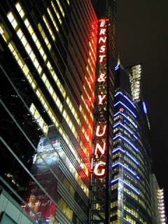 Ernst & Young National Headquarters/ 5 Times Square