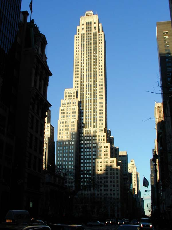 500 Fifth Avenue Wired New York