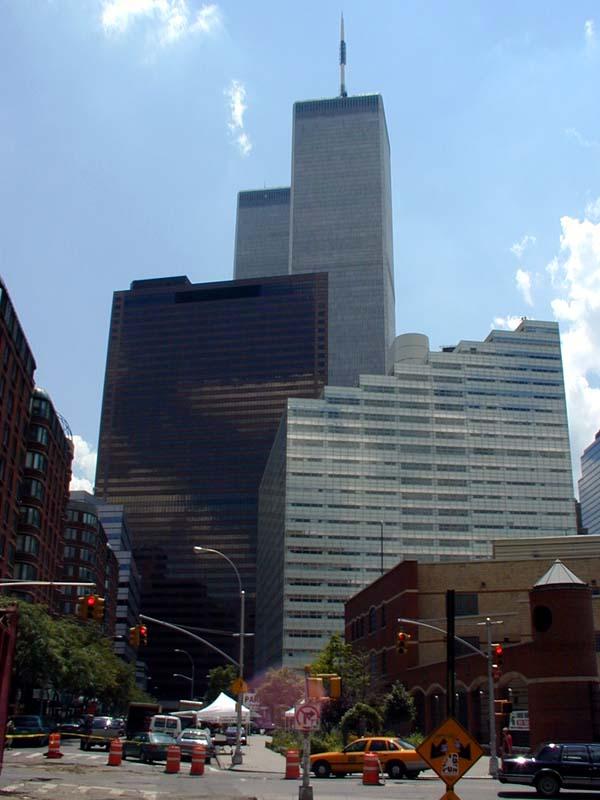 Original 7 World Trade Center Wired New York