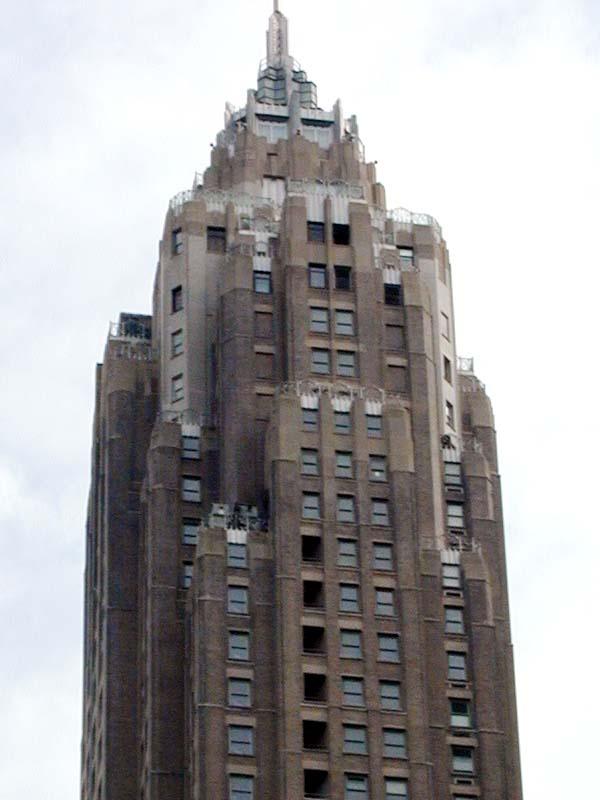 American International Building Wired New York