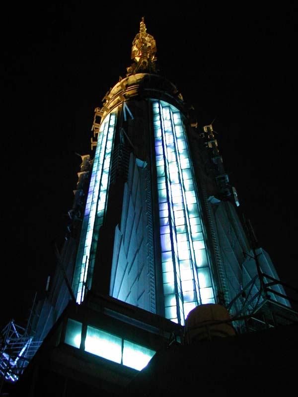 The Empire State Building Wired New York