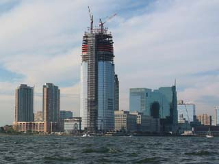 Goldman Sachs Tower (30 Hudson Street)