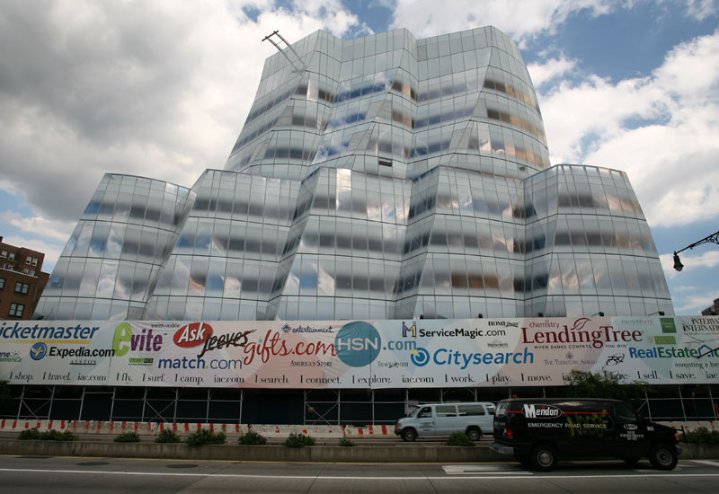 InterActiveCorp's New York headquarters