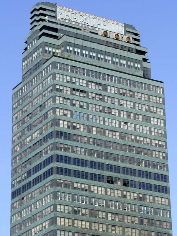 Nice McGraw Hill Building Images