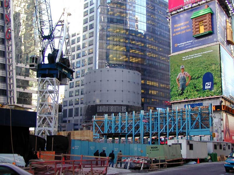 Times Square Tower 7 Times Square 42nd B Way Amp 7th