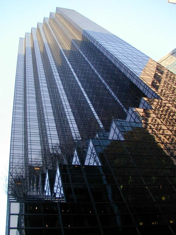 Trump Tower Wired New York