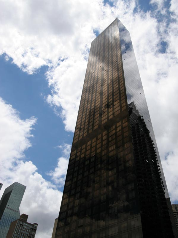 Trump World Tower Wired New York