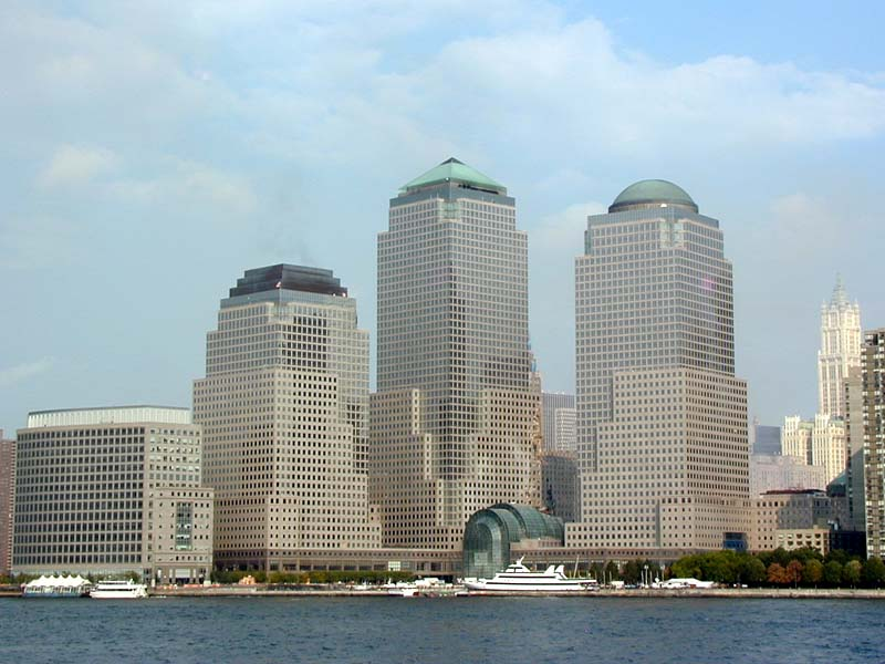 The WORLD FINANCIAL CENTER | Wired New York