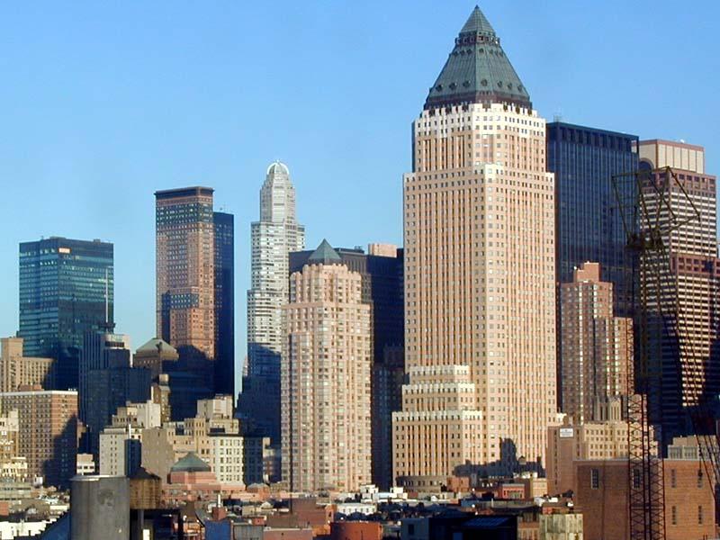 2 World Wide Plaza Wired New York