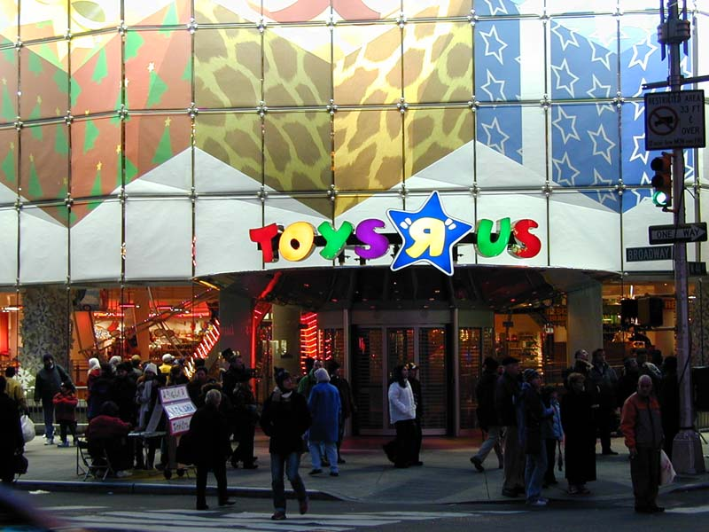 Toys R Us Times Square | Wired New York