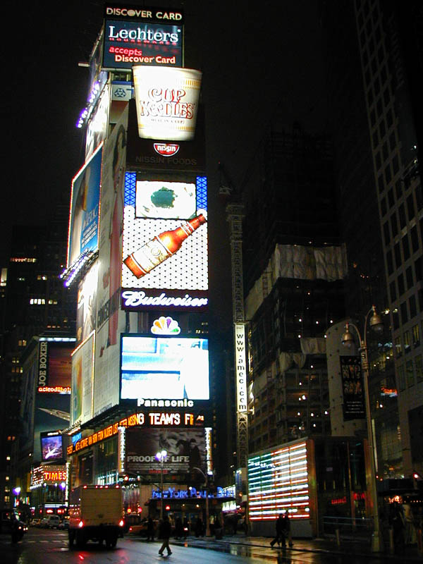 Times Square Building