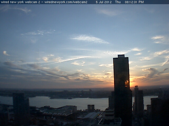 Webkamera Wired New York Webcam 2