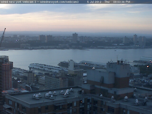Webkamera Wired New York Webcam 3