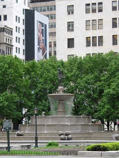 Pulitzer Fountain