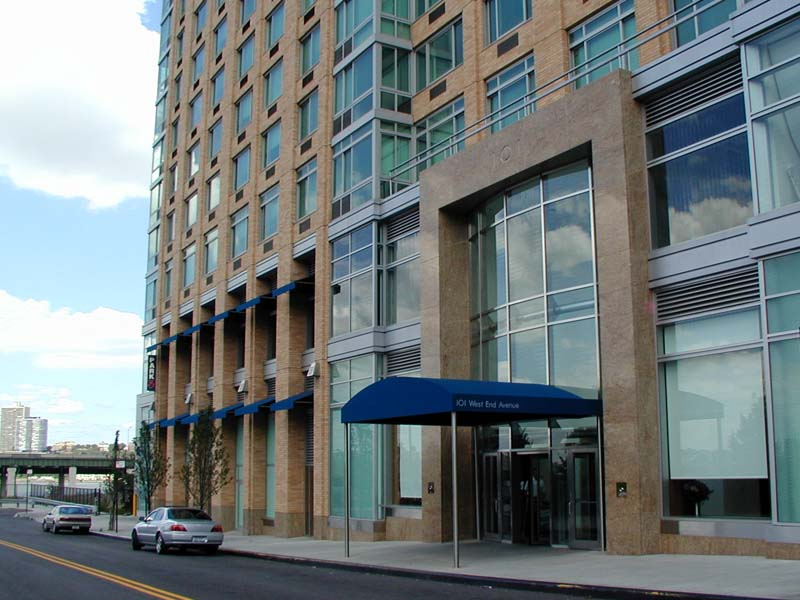 Archstone 101 West End Avenue Wired New York