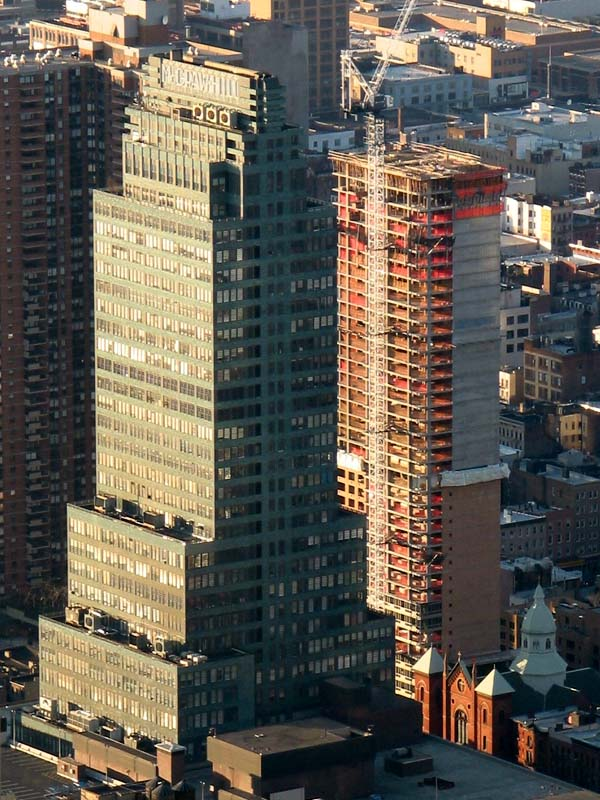 Mcgraw Hill Building Wired New York