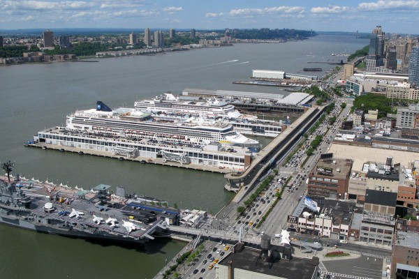 Manhattan Cruise Terminal