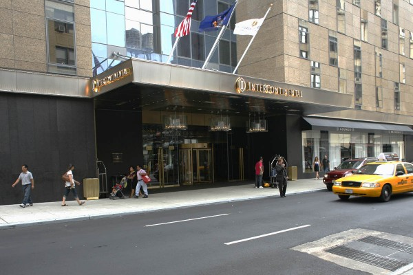 InterContinental New York Times Square Hotel