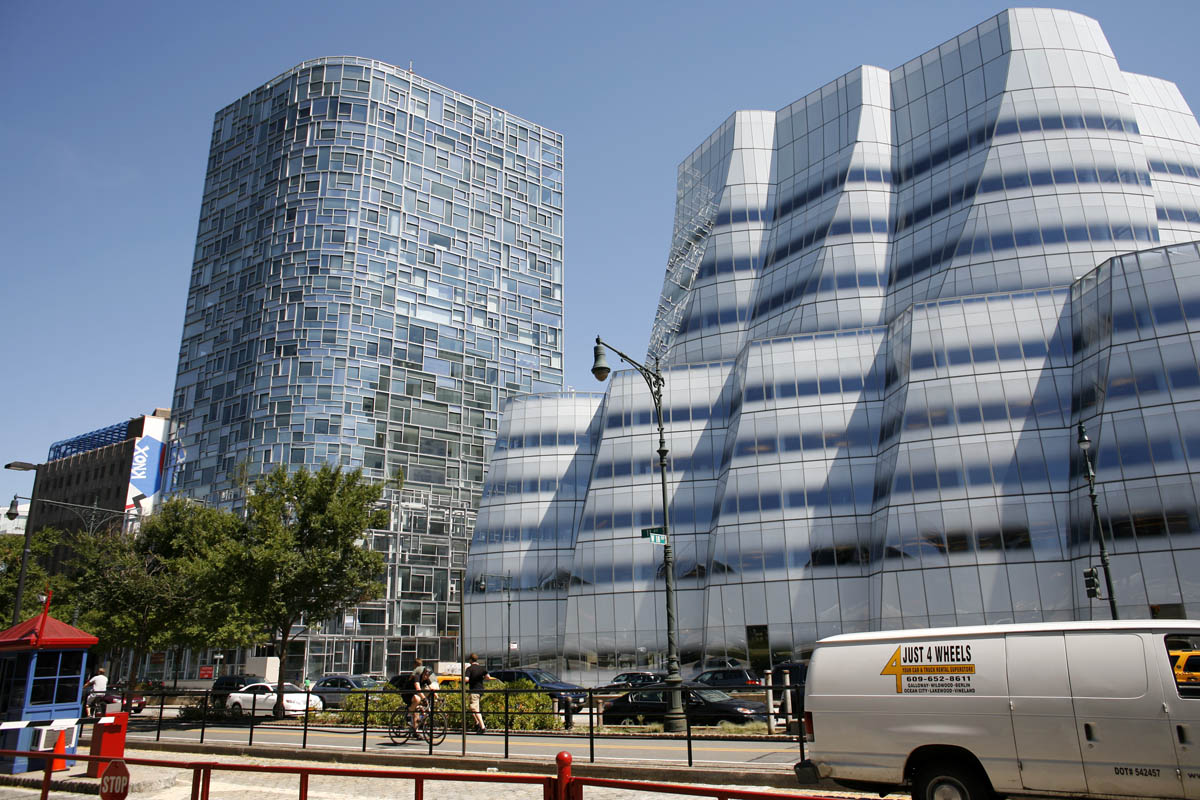 IAC Building – InterActiveCorp\'s New York Headquarters | Wired New York