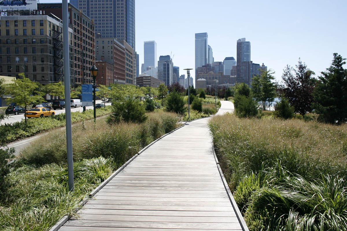 Hudson river park wired new york for Hudson park