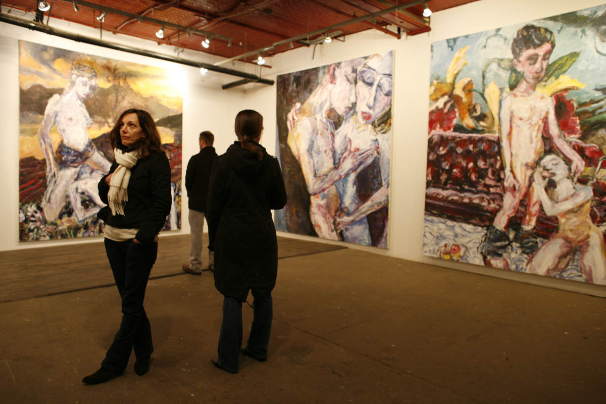Bushwick Art Spaces - English Kills Gallery
