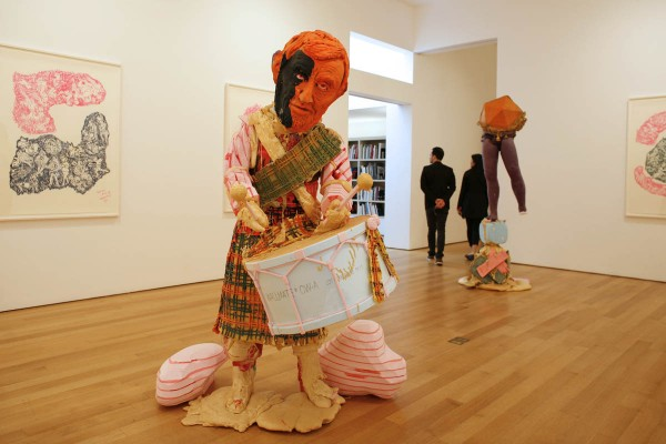Folkert De Jong at James Cohan Gallery