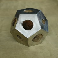 Aluminum Dodecahedron